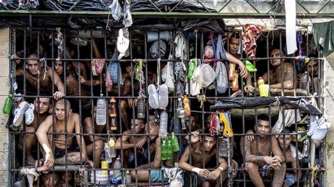 Dilema Penjara El Salvador Saat Pandemic Corona