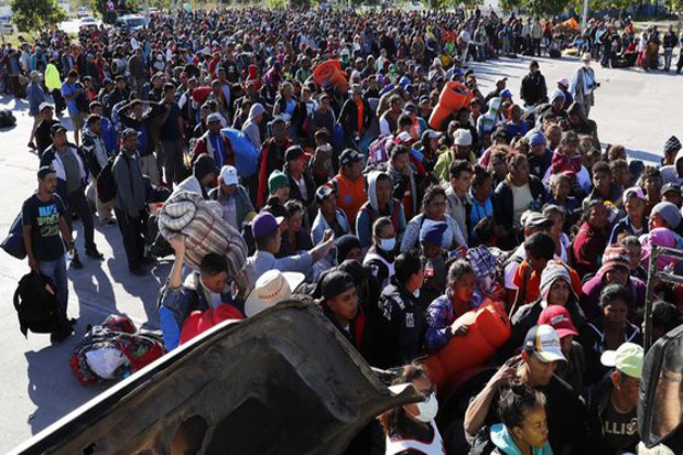 Demi Atasi Migran, AS Ingin Investasi Rp 65 Triliun