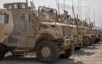 Serangan Hukum Palestina Terhadap Operasi AS Di Afghanistan